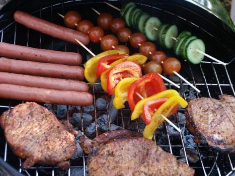 Grill. Foto: www.fotoakuten.se