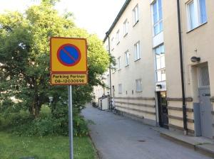 Parkeringsförbud