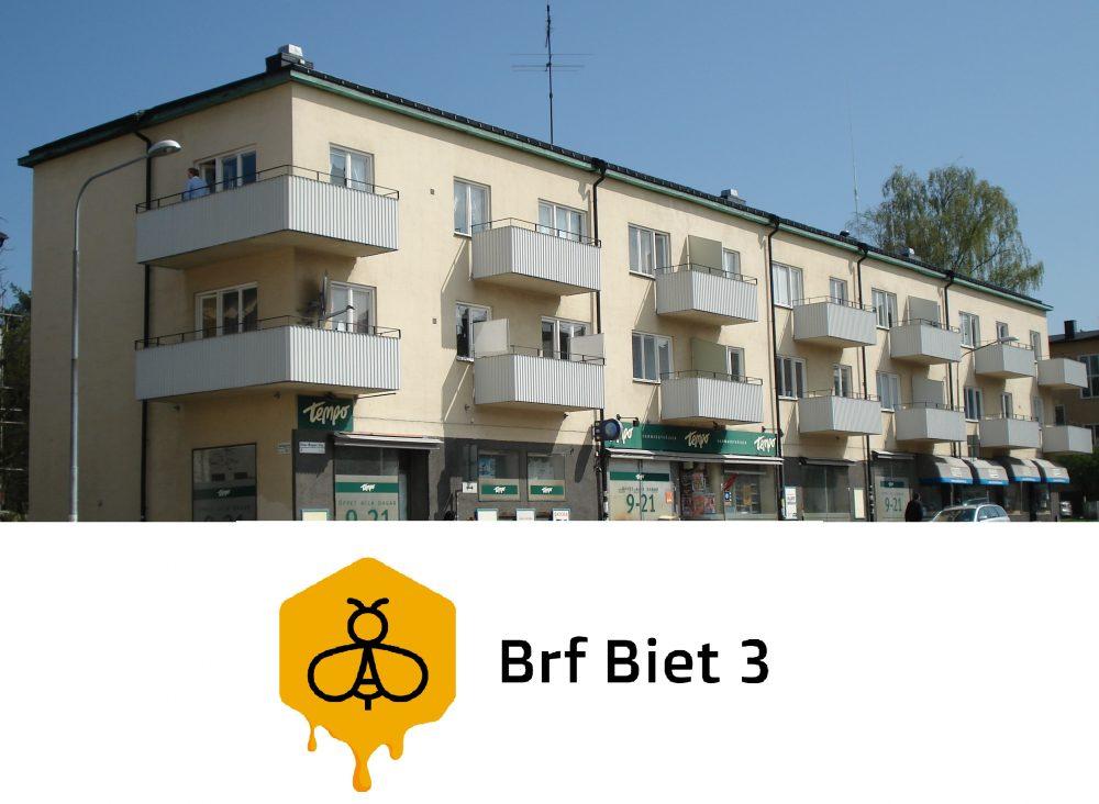 Bostadsrättsföreningen Biet 3